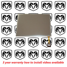 11-18 Dodge Journey Uconnect 8.4 RB5 RE2 Radio Replacement TouchScreen Digitizer