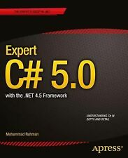 Expert C# 5.0: with the .NET 4.5 Framework (Expert's Voice in .NET)-ExLibrary