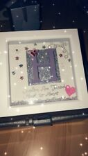 Deep Box Frame 15x15 personalised gifts, presents, light up for all occasions