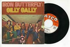 45 RPM SP IRON BUTTERFLY SILLY SALLY (1971)