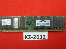 1GB SAMSUNG DDR1 PC2100R 266MHz REG ECC RAM m312l2828dt0-cb0 261585-041#kz-2632