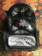 Riddell Rolling Baseball Backpack