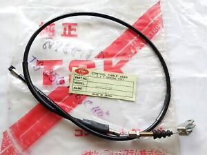 Suzuki TS250 ('76-'78) TS400 ('74-77) TM250 ('74) TM400 (73-75) Clutch Cable Nos
