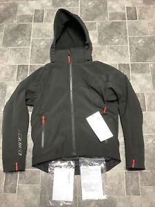 Dainese Ignite Tex Jacket Black Size 46 BNWT