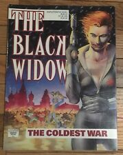 The Black Widow--The Coldest War, Gerry Conway, Marvel graphic novel