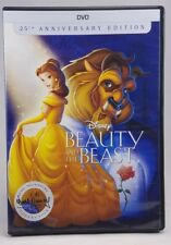 Disney's Beauty and the Beast (DVD, 2017, 25th Anniversary Collection)