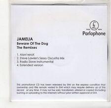 (GJ184) Jamelia, Beware Of The Dog - DJ CD