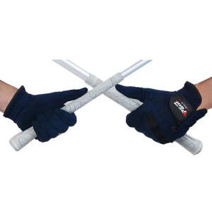 PGM Men's Golf Gloves 1Pc Sweat Absorbent Microfiber Breathable Abrasion Glove