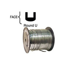 "Cascade Metals 1/16"" Round U Lead Came 15lb. Spool #Ru100"
