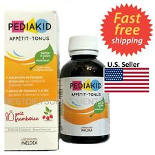 Pediakid Appetite Weight Gain All New Formula Stimulant Fortified with Vitamin C
