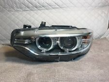 2014-2016 BMW 435i Left Driver Xenon HID Headlight Headlamp, Bare  OEM