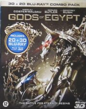 GODS OF EGYPT - 3D  - BLU-RAY 3D + 2D (2 DISC COMBIPACK)