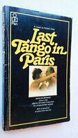 ROBERT ALLEY LAST TANGO IN PARIS 1ST/1ST 1973 FILM-TIE MARLON BRANDO M SCHNEIDER