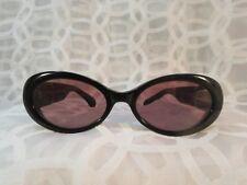 Escada Sunglasses E1223 Black 53 17 140 Made In France Rare Designer