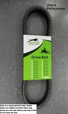 New OEM Arctic Cat Snowmobile Drive Belt 03-08 Bearcat Wide Track only 0627-033