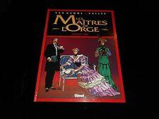 Van Hamme / Vallès : Les maîtres de l'orge 2 : Margrit 1886 Editions Glénat 2003