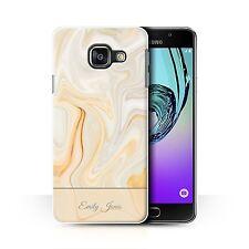 Cover e custodie giallo Per Samsung Galaxy A5 in plastica per cellulari e palmari