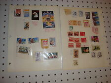 Unused & Used US Stamps, Estate Find, Single & Blocks, NR