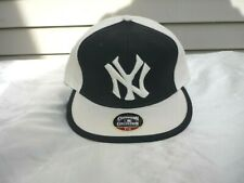 COOPERSTOWN COLLECTION NY Yankee Fitted Hat 7 1/8 - Vintage Embroidered MNN MLB