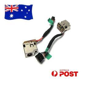 DC POWER JACK CABLE HP Sleekbook 14-B 14-C 698230-SD1 698230-FD1 698230-YD1 AU