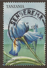 Single Tanzanian Stamps