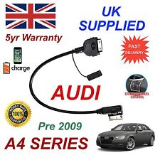 Para AUDI A4 4F0051510C iPhone 3GS 4 4s iPod AMI MMI Audio Cable PRE MY 2009