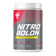 TREC Nitrobolon 600g NITRIC OXIDE AMPLIFIER, MUSCLE POWER & PUMP CREATINE STACK