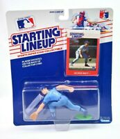 NEW George Brett 1988 Kenner Starting Lineup Baseball Collection Figure RARE A