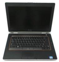 """Dell Latitude E6420 14"""" Intel I5-2520m 2.4Ghz Core 320GB HDD 4GB No OS See Desc"""