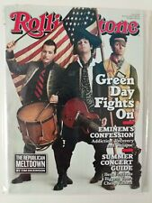 Rolling Stone Magazine May 28 2009 Green Day Eminem No Label #R112