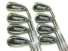 New Ping G30 Black Dot Iron set 4-UW Irons G-30 CFS Regular flex Steel RH