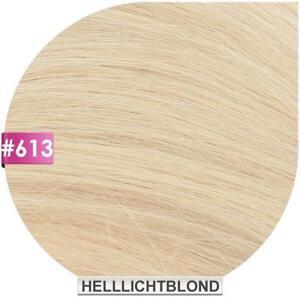 Microring / Loop Hair Extensions #613 HELLLICHTBLOND 100% Remy Haarverlängerung