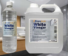 White Vinegar Cleaning Mould Limescale Glass Cleaner Stain Remover Transtools