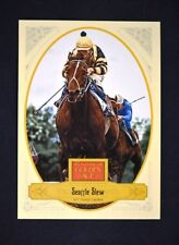 2012 Panini Golden Age #114 Seattle Slew - NM-MT