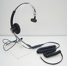 Hw111N Qd Headset for Yealink T20P T22P T26P T28P T32G T38G Cisco 7905 7910 7912