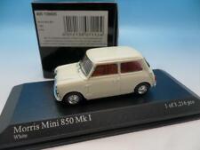 MINICHAMPS MORRIS MINI MK 1 1960 WHITE 400 138600 1/43
