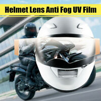 Caschi per moto Visiera anti-appannamento Clear Pinlock Anti-fog patchCRIT