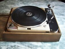 Thorens TD-124 turntable with SME 3009 Tonearm Very Nice Original Estate Find