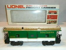 LIONEL No. 6-9273 SOUTHERN BAY WINDOW CABOOSE, C-10 - MINT OB