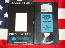 Three Men and a Little Lady (VHS, Touchstone Preview Video Store Promo Tape)