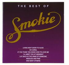 CD - Smokie - The Best Of - A5098