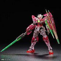 kb10 BANDAI RG 1/144 GNT-0000 00 QUAN[T] TRANS-AM Clear Ver Model Kit Gundam 00