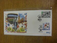 09/06/1996 Euro 96: 'Old Trafford Manchester' Commemorative Envelope/Cover [Gran
