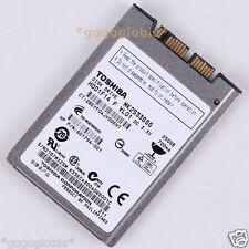 "Work Toshiba MK2533GSG 250 GB 5400 RPM 1.8"" micro-SATA 16 MB HDD Hard Disk Drive"