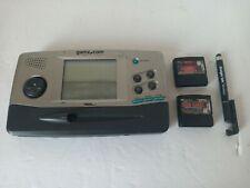 Tiger Game.Com 1997 Handheld Console 2 Games Batman Vs Robin and Arcade Classics
