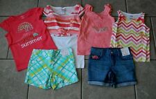 Size 4T,4 years outfit Gymboree,Desert Dreams,NWT,shirts,shorts,6 pc. set