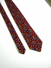KENZO Parìs Tie COME NUOVA AS A NEW  100% SETA SILK ORIGINALE