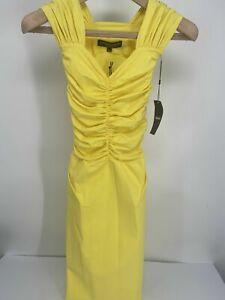 La Petite Robe di Chiara Boni Womens Dress MSRP $695.00