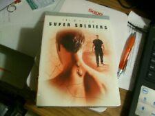 X-Files Mythology - Super Soldiers Box Set on Dvd New Sealed