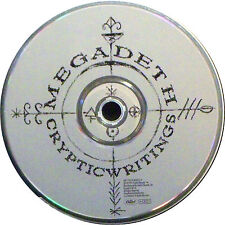 Cryptic Writings by Megadeth (CD, Jun-1997, Capitol)